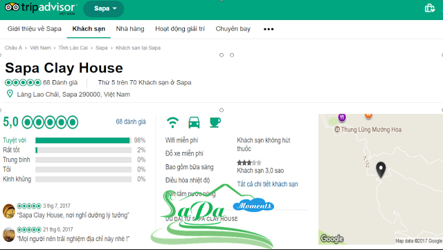 Sapa Clay house tripadvisor review