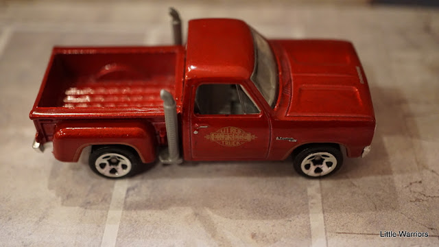 '78 Dodge Li'l Red Express pickup (V5322)