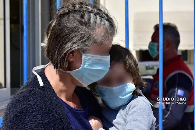 Ενισχυμένα μέτρα προφύλαξης από τον κορωνοϊό στα νοσοκομεία της Αργολίδας