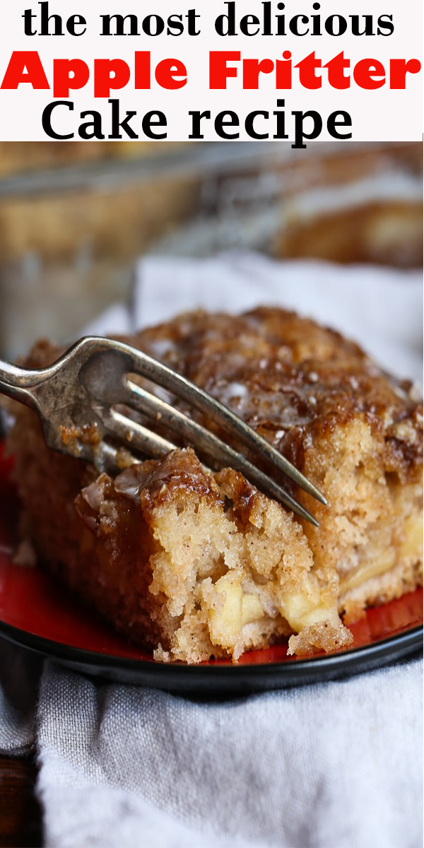 the most delicious Apple Fritter Cake #themostdelicious #Apple #Fritter #Cake  #themostdeliciousAppleFritterCake #recipe #dessert