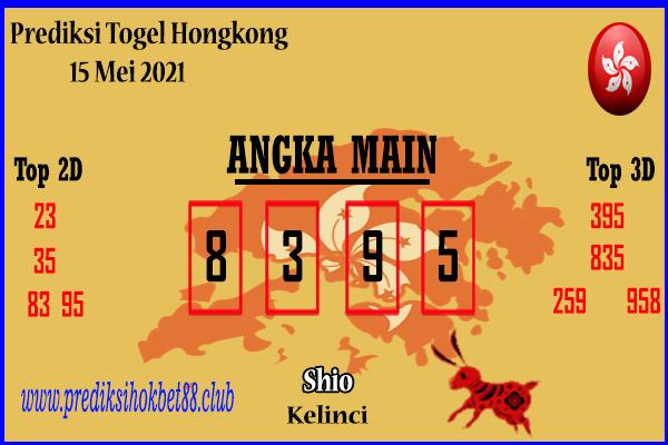 Prediksi Togel Hongkong 15 Mei 2021