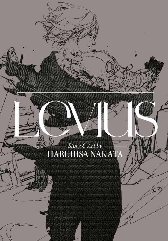Levius manga