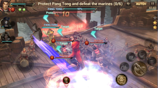Dynasty Warriors: Unleashed Apk Data Obb - Free Download Android Game