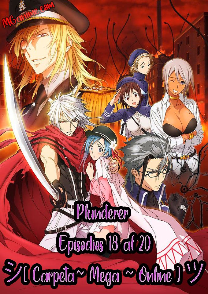 Plunderer Capitulos 18 al 20 MGanime