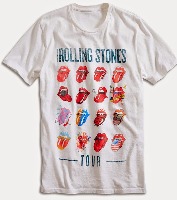 Limited Edition Rolling Stones T-shirt by Lucky Brand