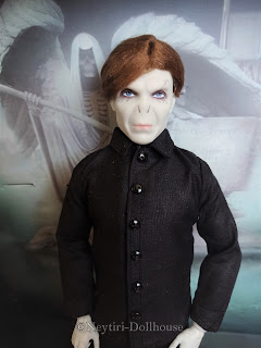 Lord Voldemort doll Tom Marvolo Riddle wig