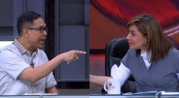 Munarman dan Najwa Shihab
