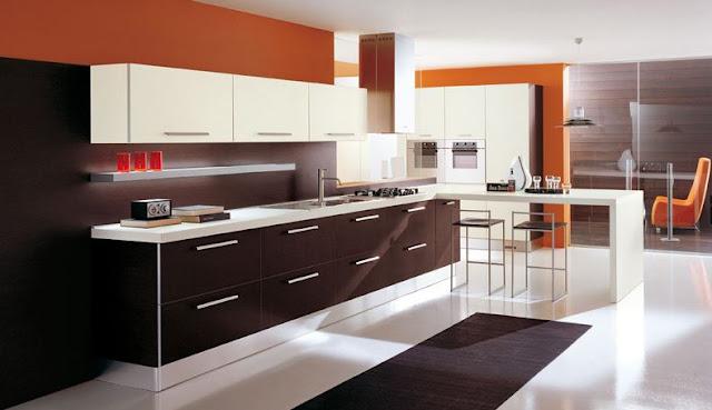 Tủ bếp gỗ Laminate bền đẹp giá rẻ