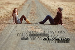 Distance Quotes (Quotes About Moving On) 0219 5