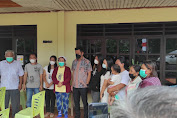 Reses Di Minsel, JAK Bawa Kursi Roda, Janji Menindaklanjuti Keluhan Warga