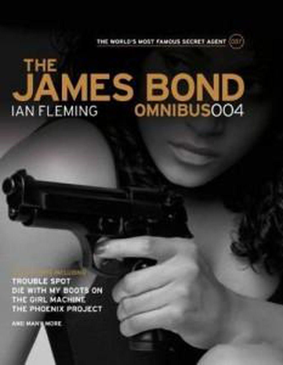 The James Bond Omnibus 004