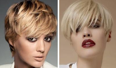tagli corti di capelli: come portare l'ob-shag e a che colori abbinarlo