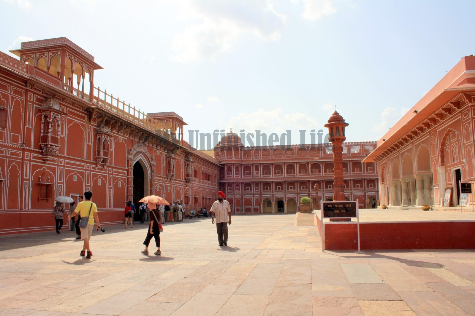 City Palace in Jaipur, Rajasthan (India) ~ Glimpse into ...