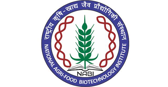 National Agri-Food Biotechnology Institute Recruitment 2021 Research Associate, SRF, JRF – 7 Posts Last Date 10-05-2021