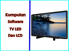 Kumpulan Software SPI TV LED/LCD