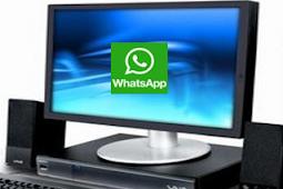 Cara Membuka Whatsapp Di Komputer Atau Laptop