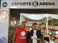 Turnamen Mobile Legends di Taman Gajah Sukses Digelar