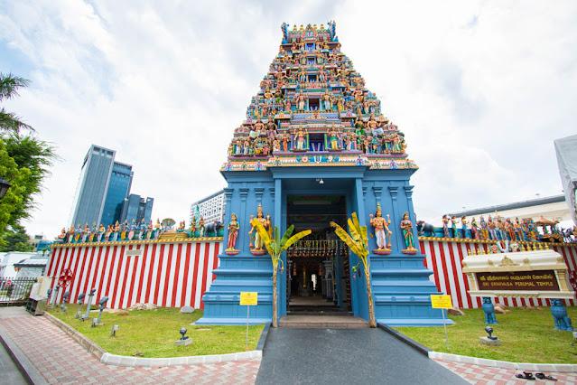 Sri Veeramakaliamman temple-Little India-Singapore