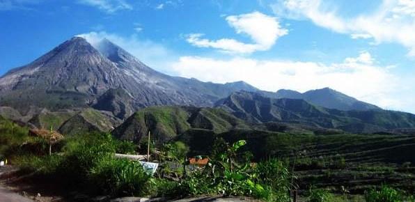 Taman Nasional Gunung Merapi (TNGM)