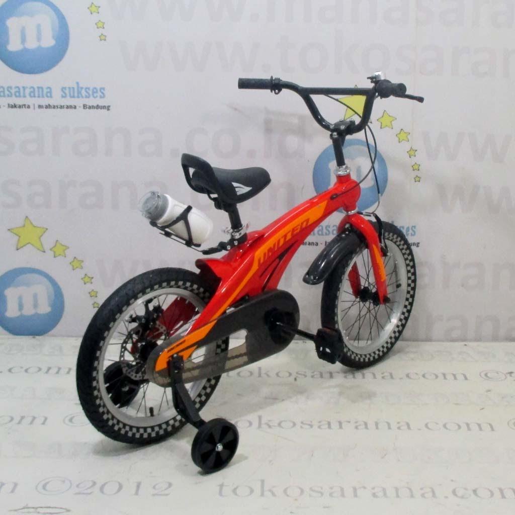 tokosarana™ | Mahasarana Sukses™: Sepeda Anak United Aero