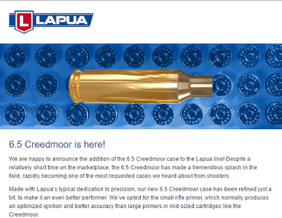 Lapua 6.5 Creedmoor Brass- The Best Round for Long Range Competition?