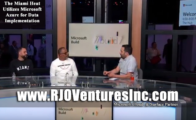 Matthew Jafarian -  Edson Crevecoeur - Seth Juarez - Miami Heat - Microsoft - RJO Ventures Inc