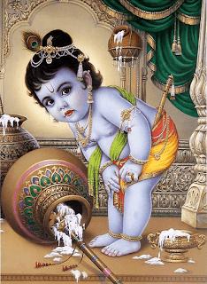 Krishna - Kamal Netra Stotra