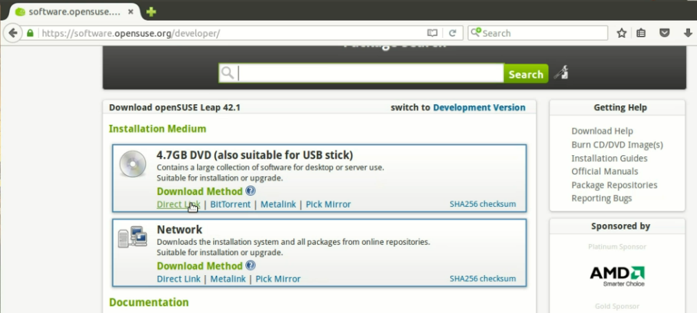 How to install and run Open Suse in Ubuntu Virtualbox ~ The