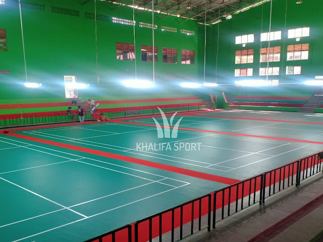 Jual Harga Karpet Badminton