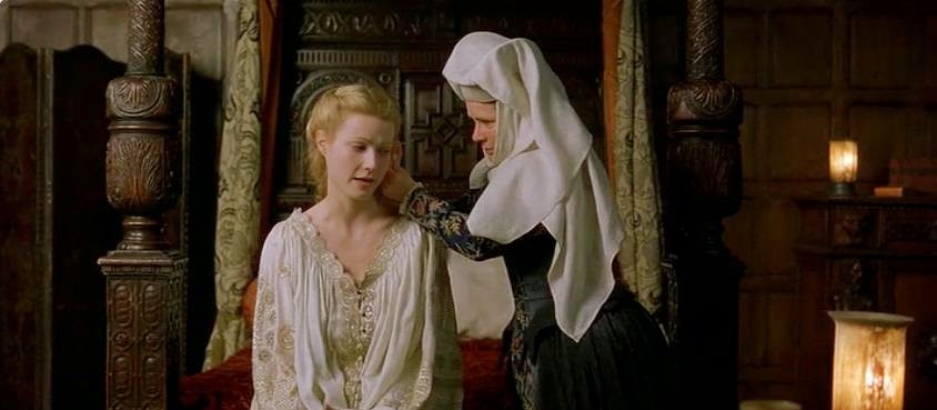 shakespeare in love gwyneth paltrow imelda staunton