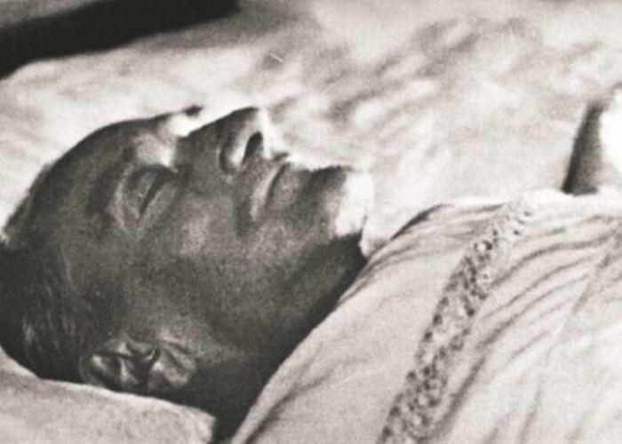 Jasad Mustafa Kemal Ataturk