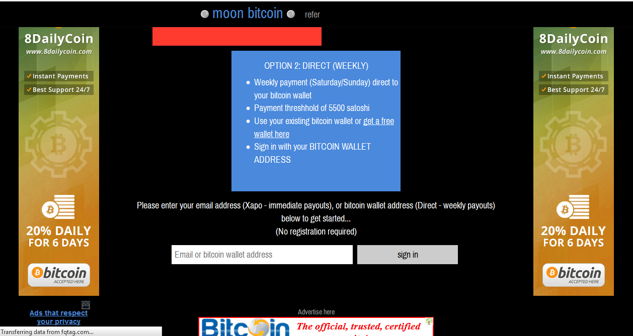 cara dapat bitcoin gratis)