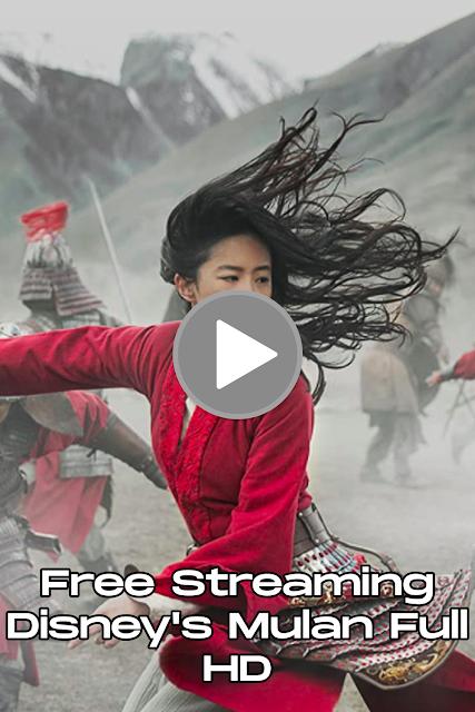 Free Streaming Disney's Mulan Full HD