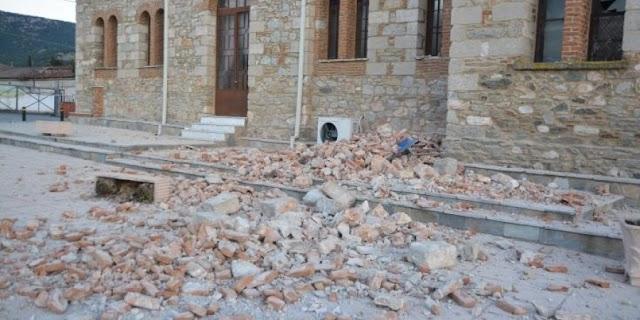 Ανησυχία ειδικών για την ασφάλεια των παλιών οικοδομών στο ενδεχόμενο σεισμού
