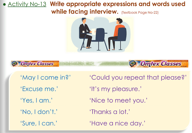 "Chapter 1.2: On Saying ""Please"" English Yuvakbharati"