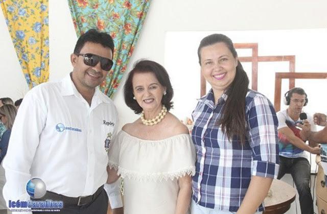 Colunista Social Tica Soares celebra mais um ano de vida hoje, Parabéns!