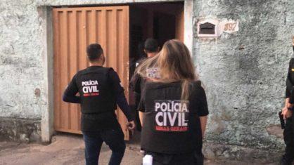 MG: Polícia prende suspeitos de estupro coletivo e monitor de escola que abusava da filha