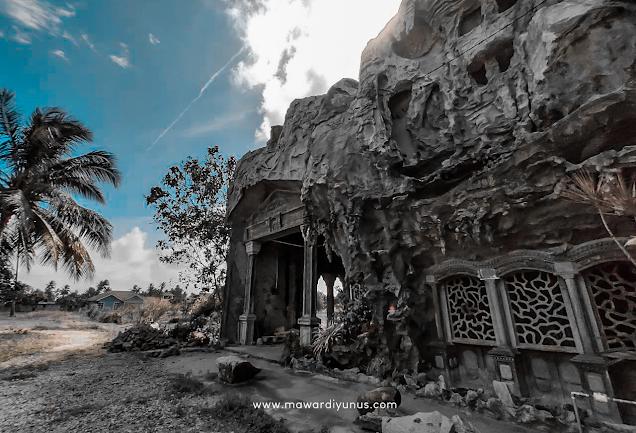 istana bunian di bachok