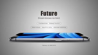 Ulefone Future Specs
