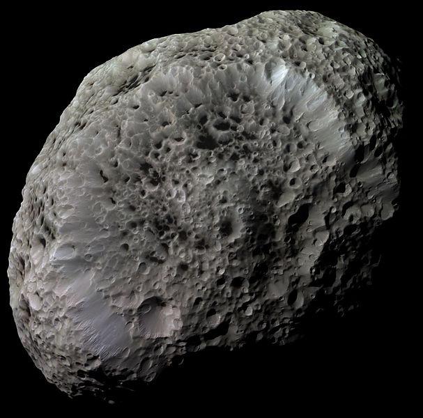 Hipérion, lua de Saturno