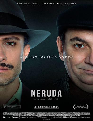 Ver Neruda (2016) Online