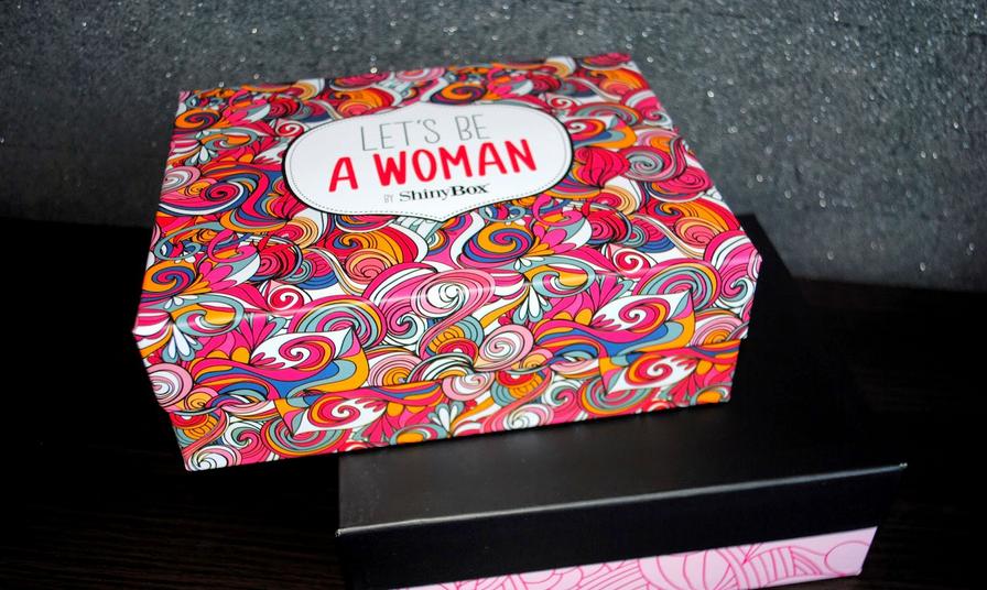 ShinyBox - LET'S BE A WOMAN / KONKURS