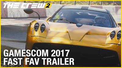 Gamescom 2017 | The Crew 2 ganha trailer e data de lançamento é revelada