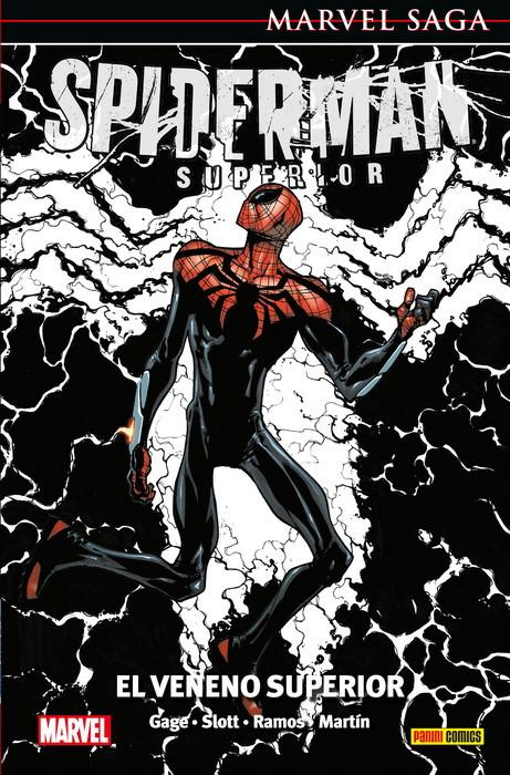 Spiderman Superior - El Veneno Superior, de Dan Slott y Christos Gage - Panini Cómics