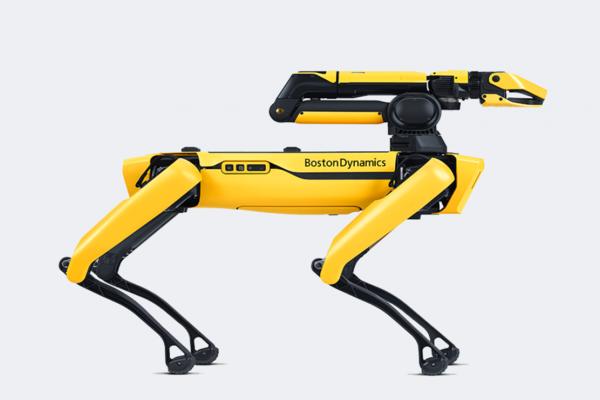 بالفيديو: استخدام جديد لروبوت بوسطن ديناميكس Spot