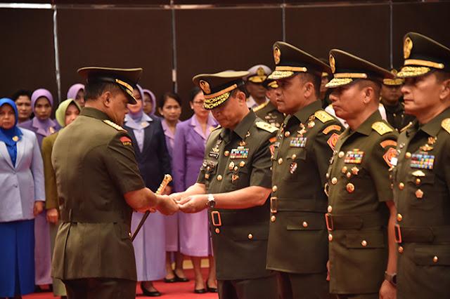Panglima TNI : Keberhasilan Tugas Milik Anak Buah, Kegagalan Tanggung Jawab Komandan