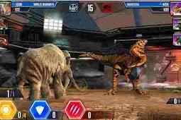 Game Dinosaurus Simulator di Android