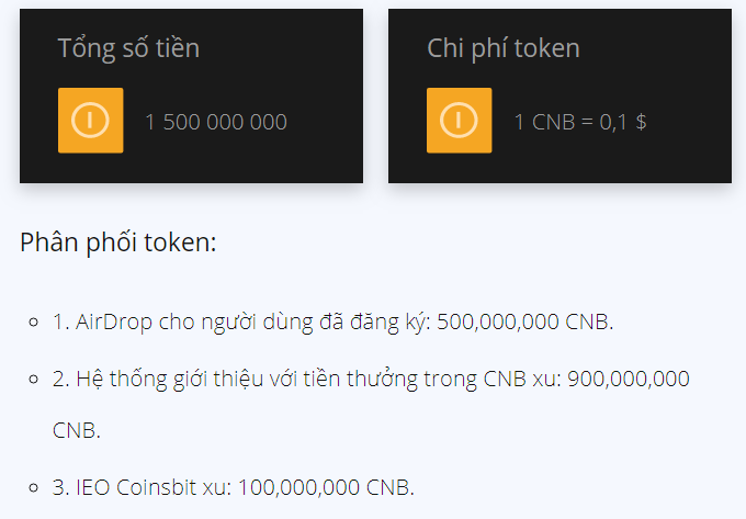 Chương trình giới thiệu thành viên nhận free CNB Token của sàn CoinsBit 6
