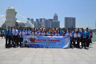 Praktek Terbang PSPP Yogyakarta