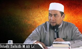 Ust. Zulkifli Muhammad Ali, Lc - Kajian Alam Ghaib